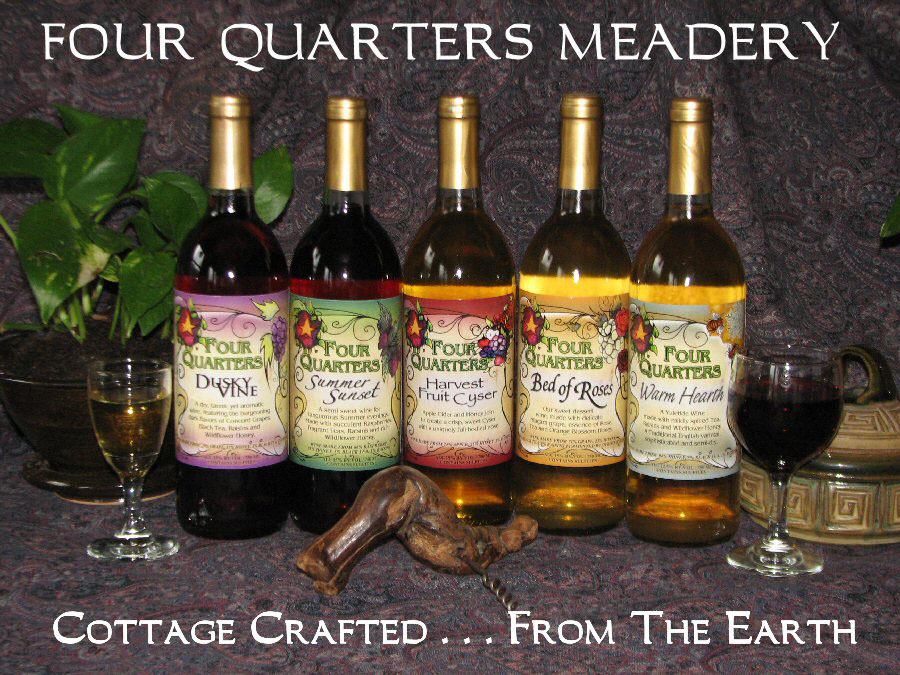 Four Quaters Cottage Crafted Meads